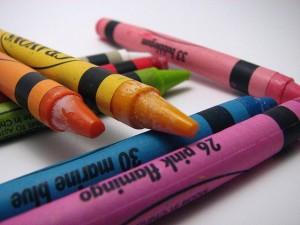 Crayons_albastrica mititica