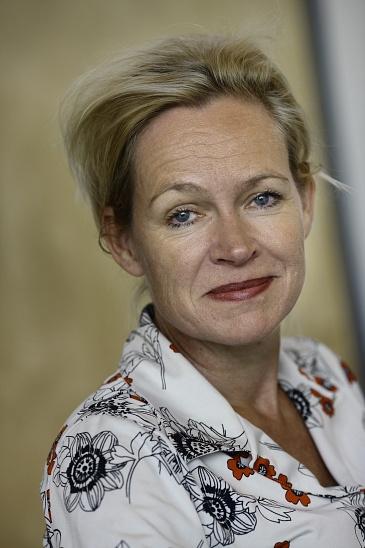 Delft University of Technology Vice-President Anka Mulder