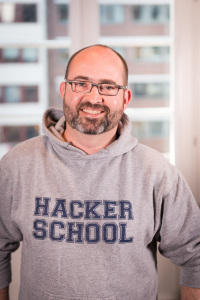 David Cummins, co-founder of the Hacker School UG