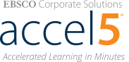 EBSCO Corporate Solutions - accel5 - Accelerated Learning in Minutes
